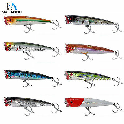 NOEBY 140mm Hard fishing lure Popper Lure Variable Sinking France VMC Hook 40g
