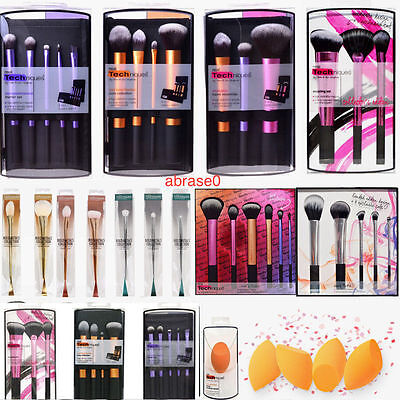 Real Techniques Makeup Core Collection/Starter/Travel/Sam's & Nic's Picks Sets