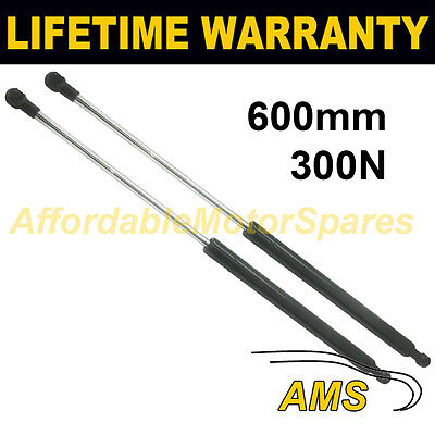 2X Universal Gas Struts Springs Multi Fit For Kit Car Conversion 600Mm 60Cm 300N
