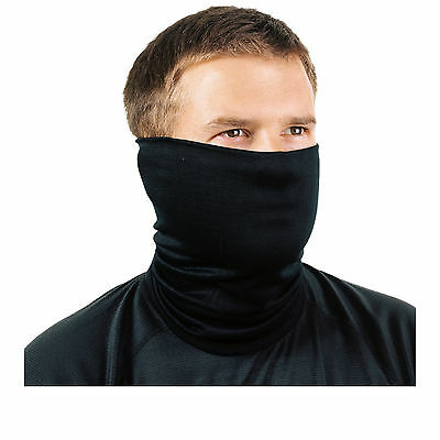 Oxford Cosy Black Neck Tube Motorcycle Motorbike Balaclava Warm Wind Protect