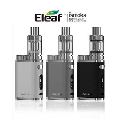 Eleaf iStick pico kit 75watt FULLBLACK electronic-cigarette (holland stock)