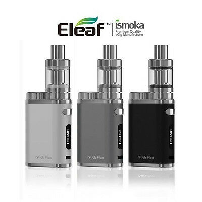 Eleaf iStick pico kit 75watt white electronic-cigarette (holland stock)