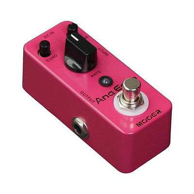 Mooer Micro Series - Ana Echo Analogue Delay Guitar Effects Pedal Superb Fx Unit