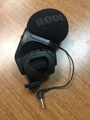 Rode Stereo VideoMic Pro Rycote On Camera Stereo Microphone