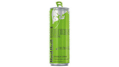 Red Bull - The Green  Edition Kiwi Apple- 12fl.oz. CHOOSE YOUR PACK