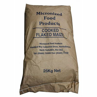 mfp Mirconized Flaked Maize 25Kg Livestock Feed