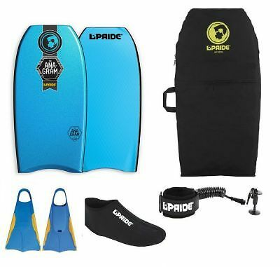 Pack Bodyboard Pride Anagram Bleu Royal EPS 2017 - PROMO