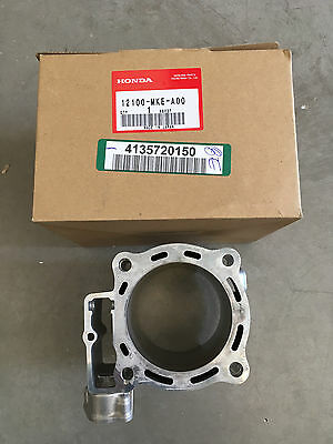 cilindro HONDA CRF450R 12100-MKE-A00 2017 17 cylinder OEM new CRF450 R