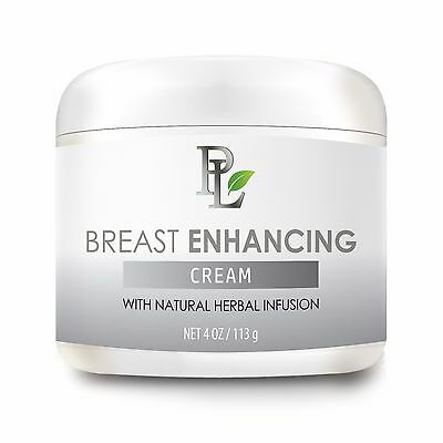 Ladies accessories - BREAST ENHANCING CREAM 4OZ - Organic Herbal Infusion 1