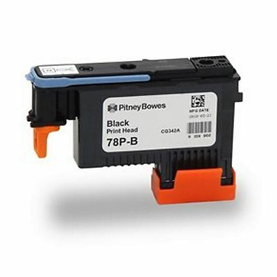 BLACK Printhead for the Pitney Bowes Connect+ Franking Machines - 78P-B