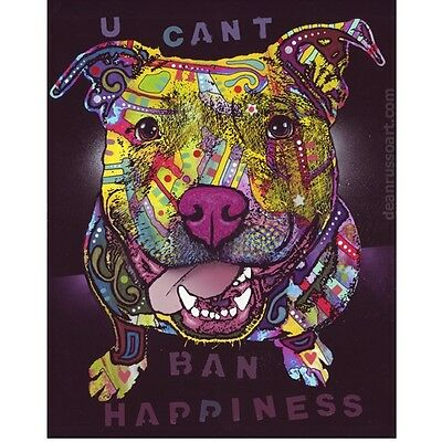 U Can't Ban Happiness Print 8x10 by Dean Russo (DR0298x10)