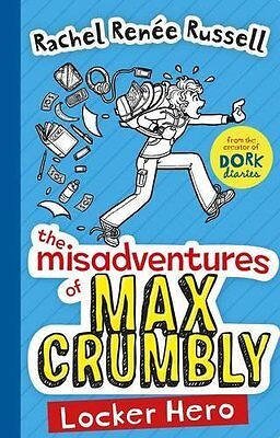 The Misadventures of Max Crumbly 1: L by Rachel Renee Russell New Paperback Book