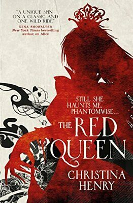 Red Queen (Chronicles of Alice 2) by Christina Henry New Paperback Book