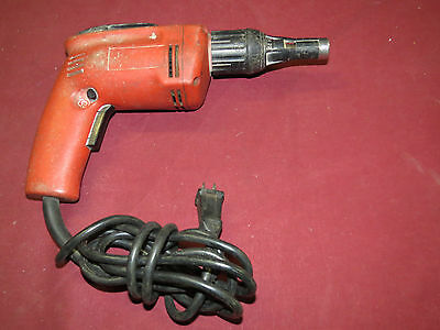 HILTI KWIK-DRIVER 2700 corded screw gun- for parts