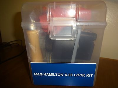 Mas Hamilton (Kaba Mas) X-08 Lock Installation and Operation Training Kit