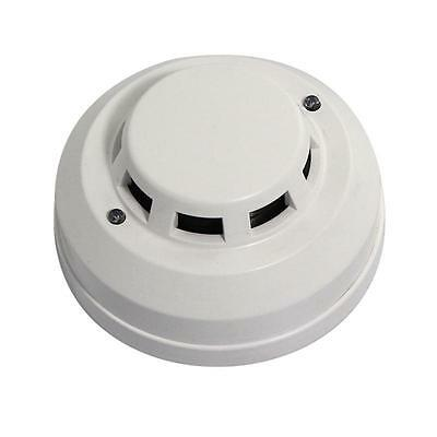 DC 12V Wired Network Photoelectric Optical Smoke Detector Alarm Host componentY~