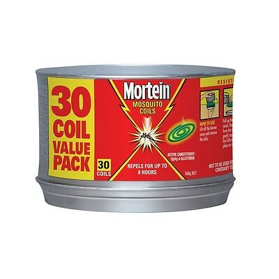 MORTEIN MOSQUITO COIL Burner mosquito repellant  pack of 30 Coils
