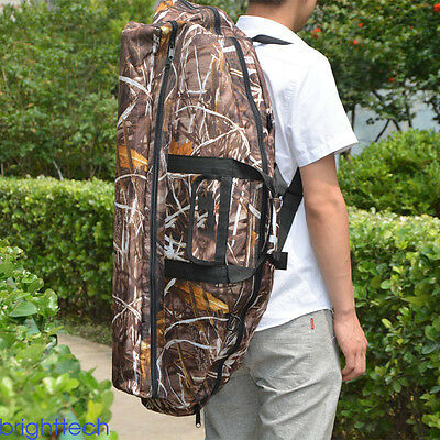 Archery Arrow Backpack Bag Case Pouch Holder Recurve Longbow Compound Bow TOP-Q