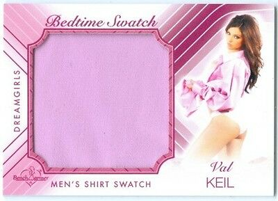 "Val Keil ""mens Shirt Bedtime Swatch"" Benchwarmer Dreamgirls 2017"