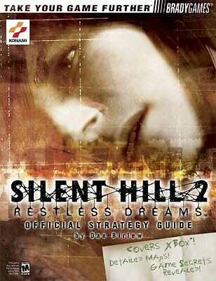 USED (VG) Silent Hill 2: Restless Dreams Official Strategy Guide (Brady Games)