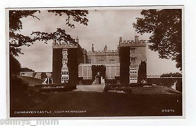 Wales, Southerndown, Dunrave Castle, Demolished In 1955, Rp