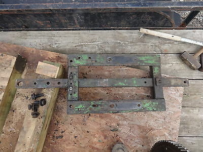 Rear Hitch for John Deere 2 cylinder 720 late model Diesel