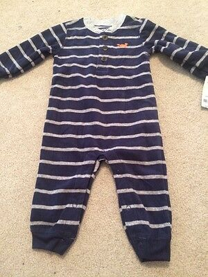 Baby Boy Carter's One Piece Outfit New With Tags 9 Months