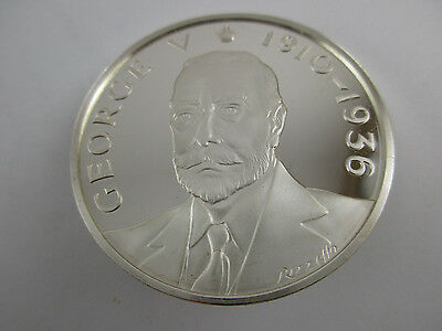 George V Sterling Silver 1.5 oz Silver Proof