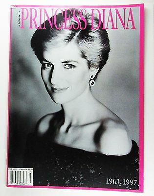 Biograph A Tribute Princess Diana1961-1997 Canada Brand New No Advertisements