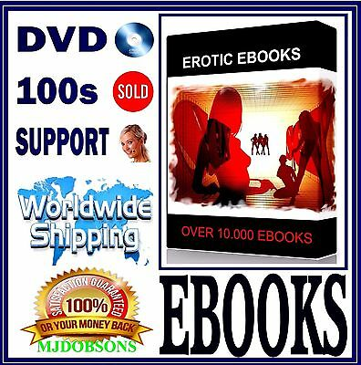 Erotic Fiction EBOOKS ✅Collection 10,000+ TITLES epub AND mobi format(MD9216)