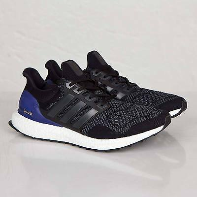 d2e8dffd6aac7d ADIDAS ULTRA BOOST 1.0 OG Black Purple Gold Size 15. B27171. nmd pk ...