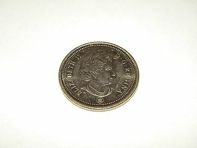 2006 Canadian Canada 25 Cents Quarter Coin