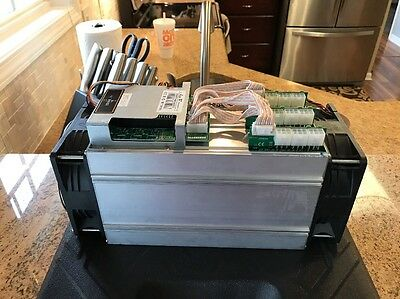 Bitmain AntMiner S7 4.73 TH/s Bitcoin Miner ASIC Crypto  100% WORKING