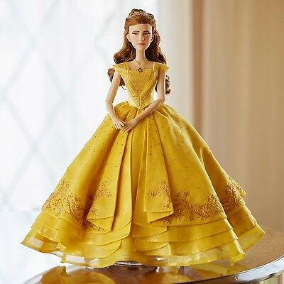 Beauty And The Beast Belle Limited Edition Doll High Detail Collectable Figure