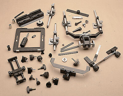 Cambo 4x5 parts, and Others