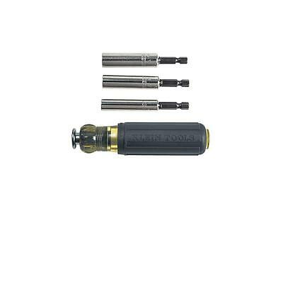 Klein Tools Nut Driver 4 Piece Tool Set Switch Drive Hex Magnetic Tip Drivers