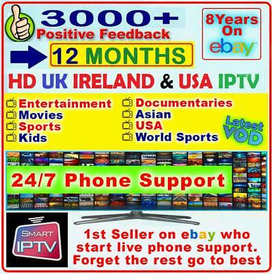 iptv subscription 12 months zgemma Vusolo openbox mag box android box smart tv
