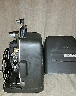 346A Bell & Howell Autoload Super 8 8mm Movie Projector Works