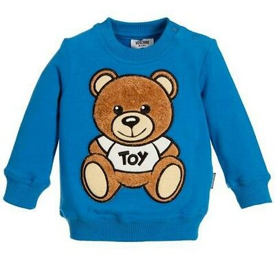 Moschino toy baby sweater..teddy bear