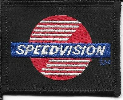 Vintage ~ Speedvision Sew On Patch