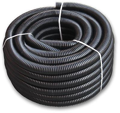 Corrugated Flexible Hose Koi Pond Garden Fish Filter Pipe Tubing Marine Pipe