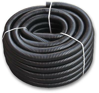 Flexible Ribbed Corrugated Pond Hose Garden Fish Filter Pipe Tubing Anti Kink