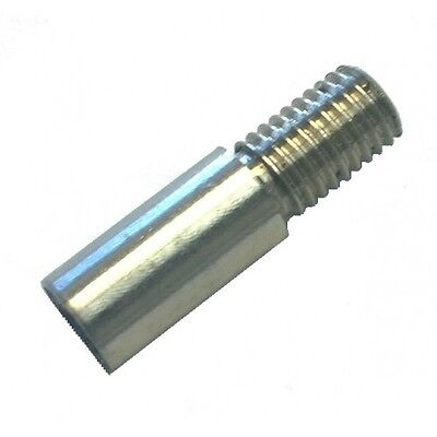 1.5 in Stainless Steel M10 extension for liquid level float switch LAC-M1015EXT