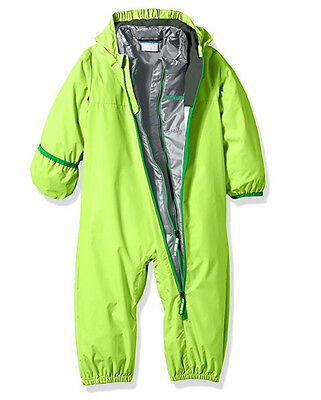 Columbia~Baby 3-in-1 Waterproof Breathable Whirlibird Bunting Snowsuit 6-12M NWT