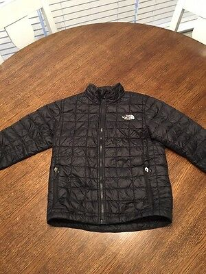 North Face Boys Puff Jacket Size Small 7/8