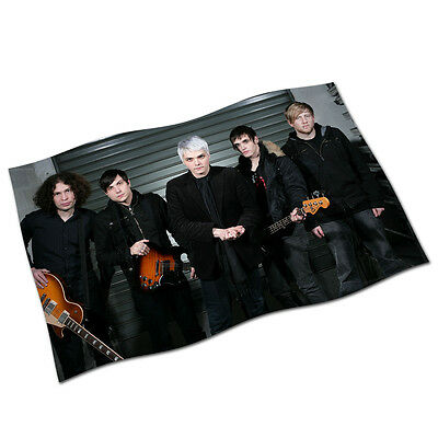 My Chemical Romance Flag Banner NEW Welcome to the Black Parade Teenagers Na