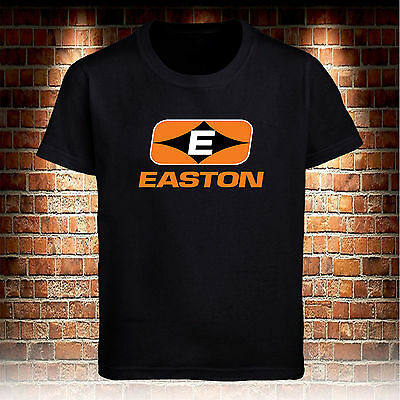 Black T-Shirt Easton Redline Baseball Bat Custom Men's Tshirt S to 3XL
