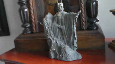 Lord of the Rings Hobbit The Gates of Gondor Argonath Statue Bookend Figure