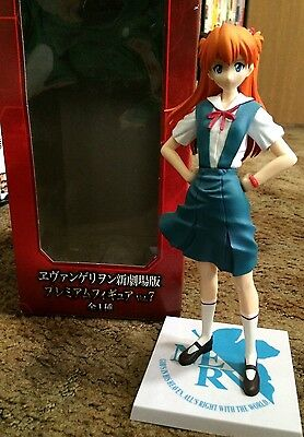Evangelion 2.0 You Can Not Advance Asuka Langley Shikinami Figure