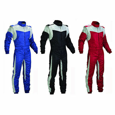 Go Kart Racing Brand New Excellent Finished 100% Codura Suit Multi Colour.